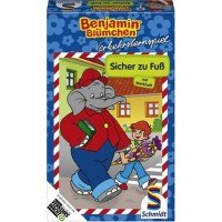 Schmidt Spiele - Benjamin Blümchen, Sicher zu Fuß