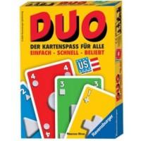 Ravensburger - Duo - Der Kartenspa fr Alle!