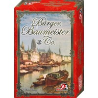 ABACUSSPIELE 04091 - Bürger. Baumeister & Co.