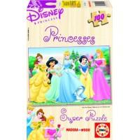 Educa - 100 Teile Puzzle - Walt Disney Prinzessinen
