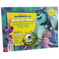 MB - Milton Bradley 40137274 - Monster AG Monster Memo