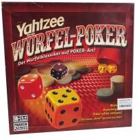 Parker - Yahtzee Würfel-Poker