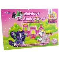 Noris 606016909 - Filly Fairy - Wettlauf im Zauberwald