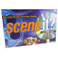 MATTEL - Scene it? Kinoquiz mit DVD