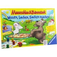 Ravensburger 21807 - Mauseschlau & Bärenstark: Wissen, Lachen, Sachen machen