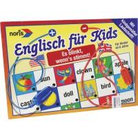 Noris Spiele 606013705 - Englisch Electric für Kids, Kinderspiel