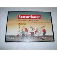 Sensationen - Spielewerkstatt Walter Müller