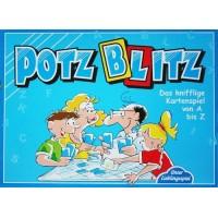 Potz Blitz. Das knifflige Kartenspiel von A-Z.