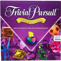 Hasbro 00386100 - Trivial Pursuit Genus Edition - deutsche Version