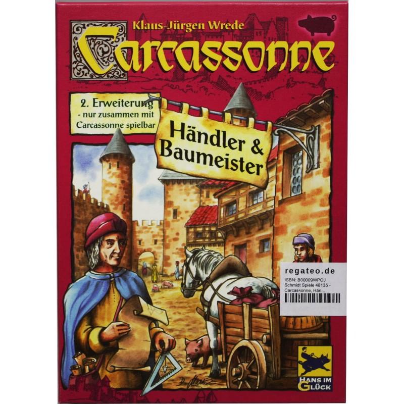 Carcassonne Erweiterung 2