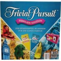 Hasbro - Parker 73013100 - Trivial Pursuit Familien-Edition