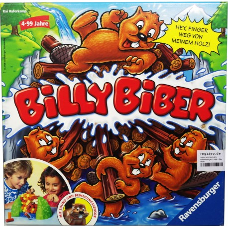 Ravensburger 21868 - Billy Biber