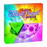 Parker 6189656 - Trivial Pursuit Kinder Edition, Kinderspiel