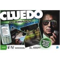 Hasbro 02143100 - Parker Cluedo Geheimagent