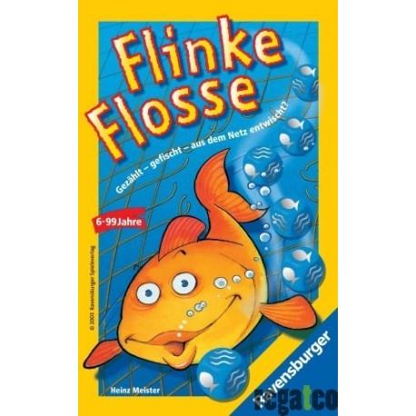 Ravensburger 23140 - Flinke Flosse Mitbringspiel