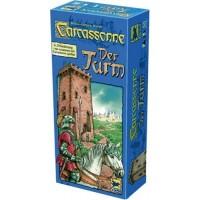 Schmidt Spiele 48161 - Carcassonne, 4. Erweiterung Der Turm