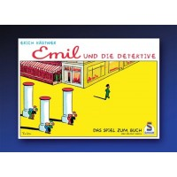 Schmidt Spiele - Emil und die Detektive